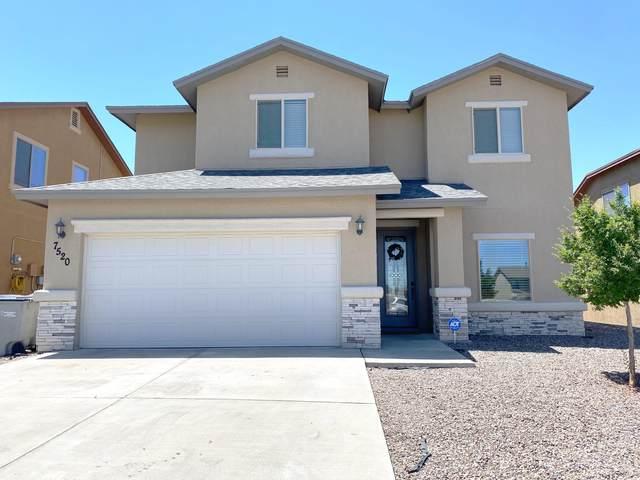 7520 Dewberry Drive, El Paso, TX 79911 (MLS #847842) :: Preferred Closing Specialists