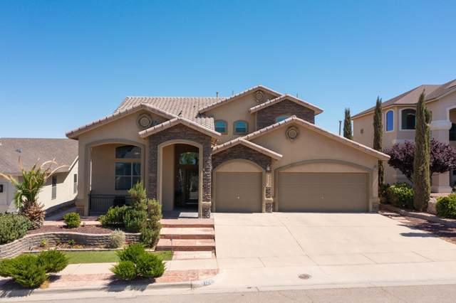 12161 Rathmore Drive, El Paso, TX 79928 (MLS #847851) :: Preferred Closing Specialists