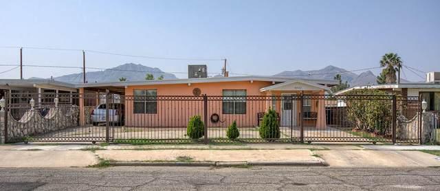 8833 Mount Elbert Drive, El Paso, TX 79904 (MLS #847854) :: Preferred Closing Specialists