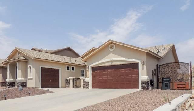 14458 Lacota Point Drive, El Paso, TX 79938 (MLS #847862) :: Preferred Closing Specialists