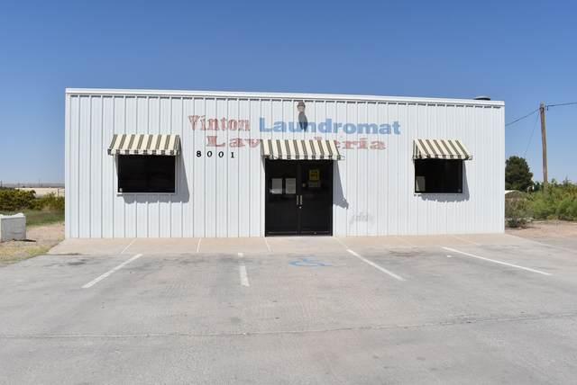 8001 Kiely Road, Vinton, TX 79821 (MLS #847895) :: Preferred Closing Specialists