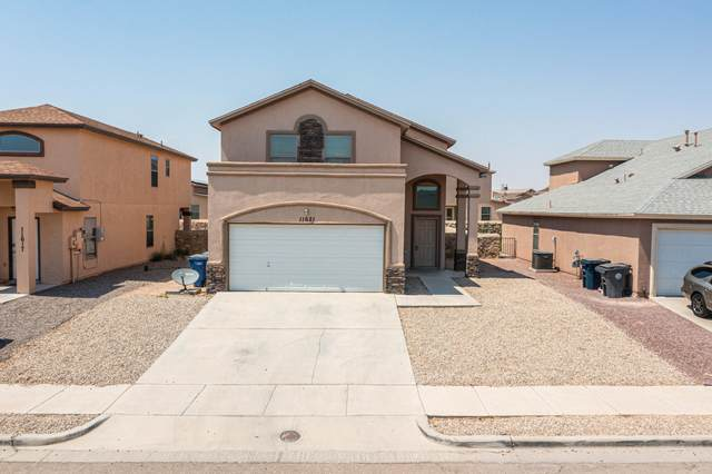 11621 Ochre Bluff Lane, El Paso, TX 79934 (MLS #847899) :: Preferred Closing Specialists