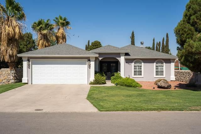 5633 Costa Blanca Place, El Paso, TX 79932 (MLS #847900) :: Preferred Closing Specialists