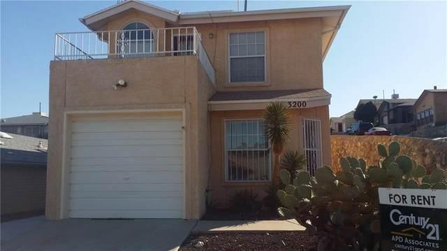 3200 Mountain Ridge Drive, El Paso, TX 79904 (MLS #847903) :: Preferred Closing Specialists