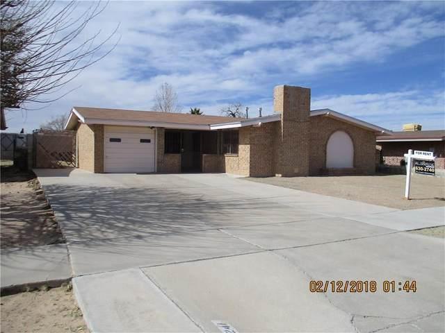 3241 Wayside Street, El Paso, TX 79936 (MLS #847908) :: Preferred Closing Specialists