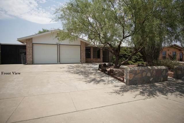 10417 Mount Boucherie Lane, El Paso, TX 79924 (MLS #847910) :: Preferred Closing Specialists