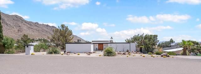 808 Wingfoote Road, El Paso, TX 79912 (MLS #847915) :: Preferred Closing Specialists