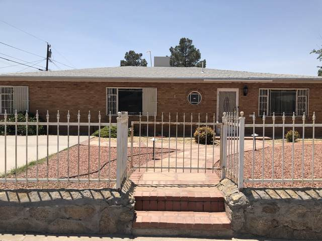 4832 Hastings Drive, El Paso, TX 79903 (MLS #847917) :: Preferred Closing Specialists