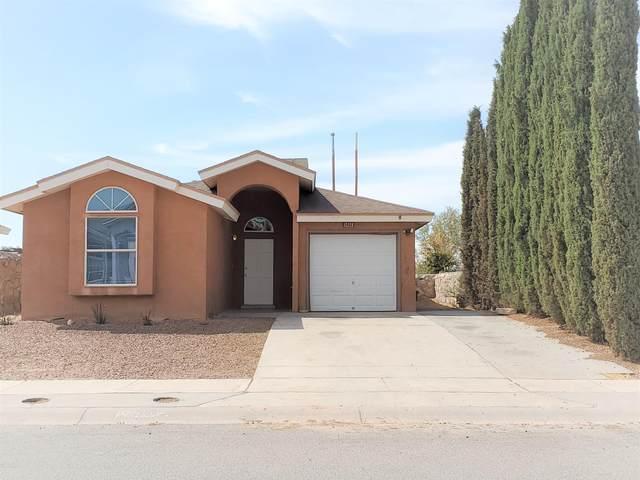 5456 Rick Husband Drive, El Paso, TX 79934 (MLS #847921) :: Red Yucca Group