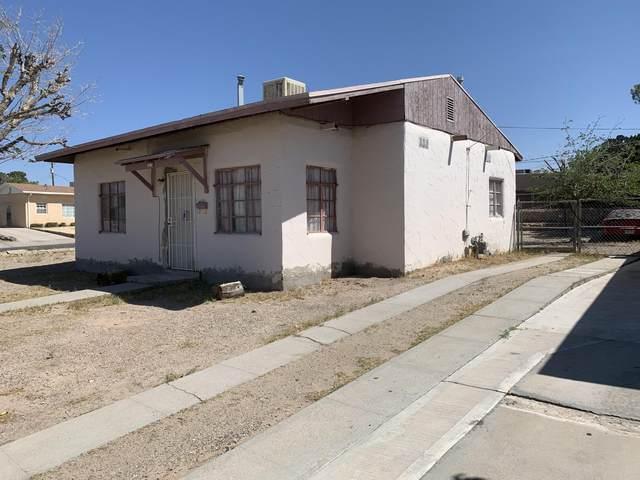 5575 Hunt Court, El Paso, TX 79903 (MLS #847937) :: Mario Ayala Real Estate Group