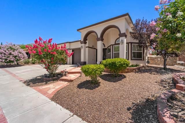 6304 Franklin Summit Drive, El Paso, TX 79912 (MLS #847944) :: Red Yucca Group
