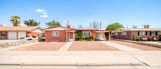 8204 Cielo Vista Drive, El Paso, TX 79925 (MLS #847946) :: Red Yucca Group