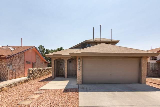 3226 Arrambide Street, El Paso, TX 79936 (MLS #847961) :: The Purple House Real Estate Group