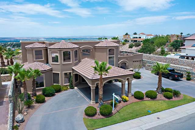 6365 Calle Placido Drive, El Paso, TX 79912 (MLS #847971) :: The Matt Rice Group