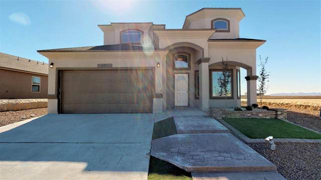 13932 Lago Vista Avenue, Horizon City, TX 79928 (MLS #847972) :: Red Yucca Group