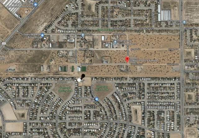 12866 Veta Rica Avenue, El Paso, TX 79938 (MLS #847985) :: Red Yucca Group
