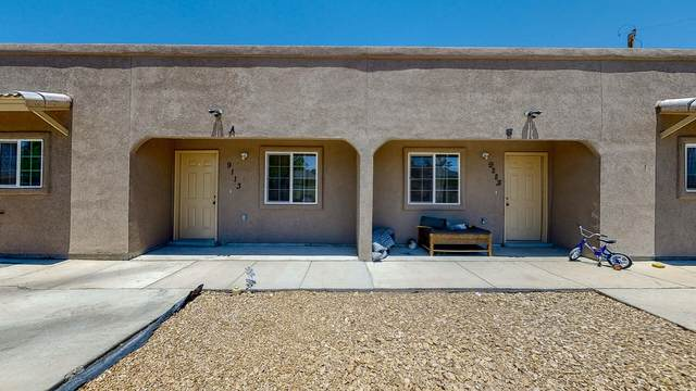 9113 Sandoval Court A & B, El Paso, TX 79907 (MLS #847992) :: Red Yucca Group
