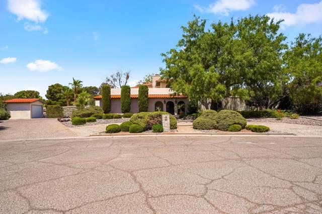 10913 Gary Player Drive, El Paso, TX 79935 (MLS #848020) :: The Matt Rice Group