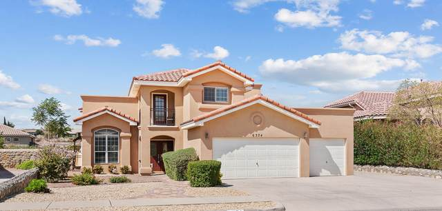 6374 Franklin Summit Drive, El Paso, TX 79912 (MLS #848057) :: Red Yucca Group