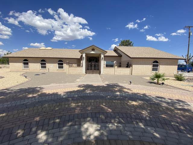 6710 Westside Drive, Canutillo, TX 79835 (MLS #848060) :: Red Yucca Group