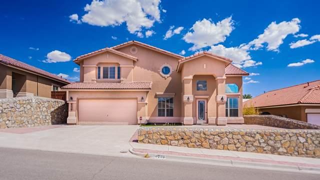 4236 Tarek Lane, El Paso, TX 79912 (MLS #848066) :: Red Yucca Group