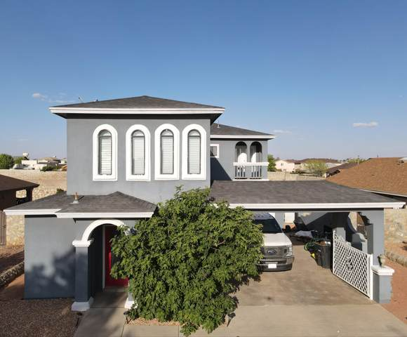 737 Desert Sage Drive, Horizon City, TX 79928 (MLS #848069) :: Jackie Stevens Real Estate Group