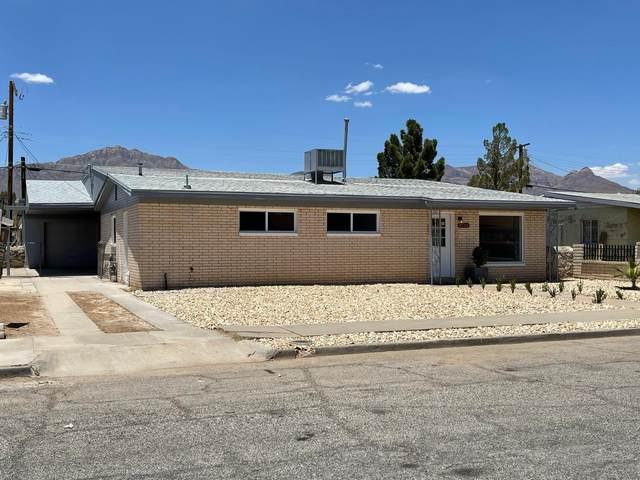 8501 Mount Tibet Drive, El Paso, TX 79904 (MLS #848080) :: Red Yucca Group