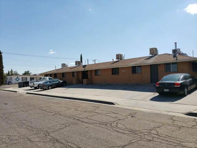 8701 Lawson Street, El Paso, TX 79904 (MLS #848088) :: Jackie Stevens Real Estate Group