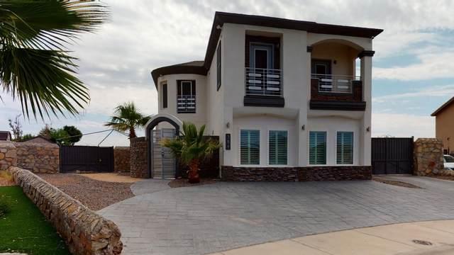 384 Emerald Park Drive, Horizon City, TX 79928 (MLS #848091) :: Red Yucca Group