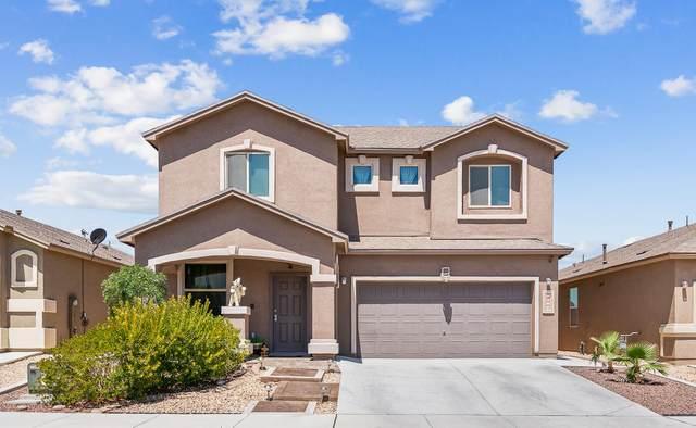 4833 Kimberly Nicole Place, El Paso, TX 79938 (MLS #848092) :: The Matt Rice Group
