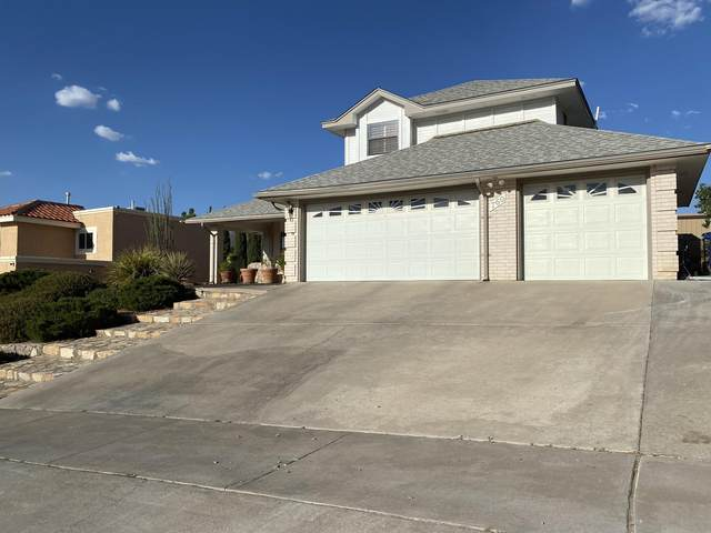 760 Cheltenham Drive, El Paso, TX 79912 (MLS #848094) :: Red Yucca Group