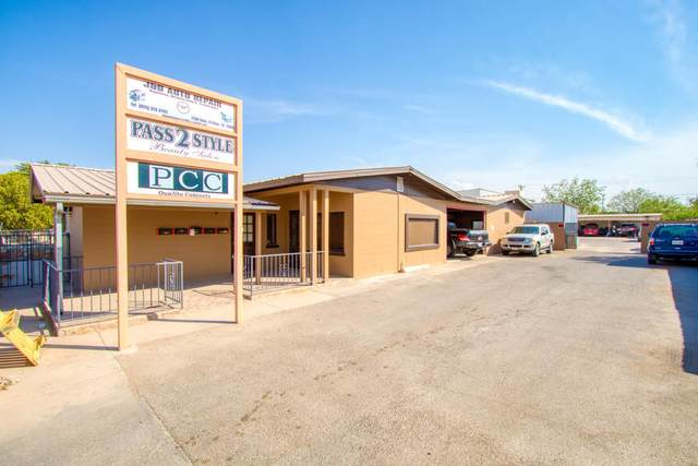 Address Not Published, El Paso, TX 79915 (MLS #848098) :: Red Yucca Group