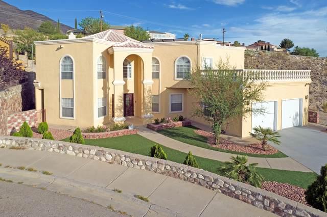 416 Mesilla Vista Lane, El Paso, TX 79912 (MLS #848101) :: Mario Ayala Real Estate Group