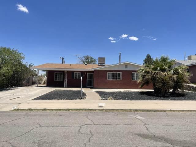 408 San Saba Road, El Paso, TX 79912 (MLS #848114) :: Red Yucca Group