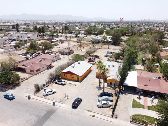 373 S Glenwood Street, El Paso, TX 79905 (MLS #848116) :: Red Yucca Group