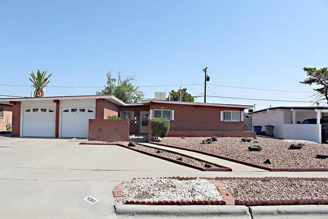 5209 Yvette Avenue, El Paso, TX 79924 (MLS #848118) :: Red Yucca Group