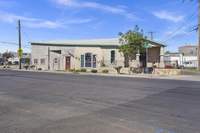 211 S Piedras Street, El Paso, TX 79905 (MLS #848123) :: Red Yucca Group