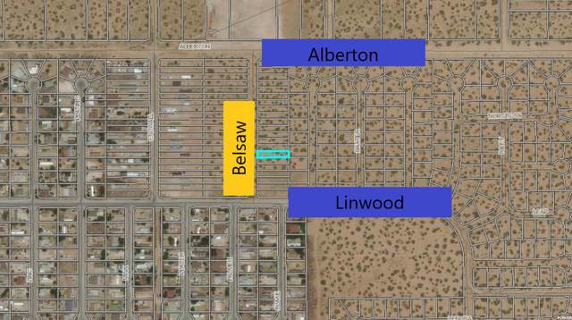 5 Belsaw, Horizon City, TX 79928 (MLS #848145) :: Red Yucca Group