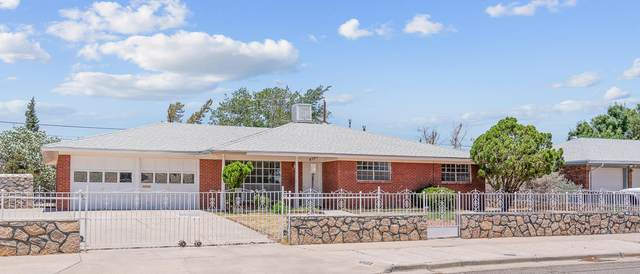 8509 Moye Drive, El Paso, TX 79925 (MLS #848147) :: Red Yucca Group