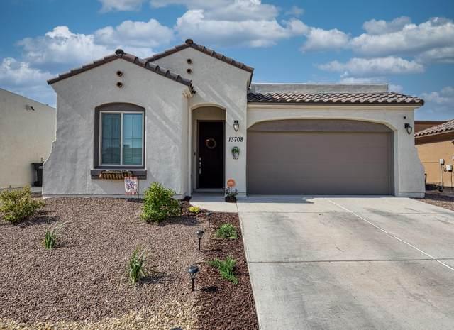13708 Brandsby Avenue, El Paso, TX 79928 (MLS #848151) :: Mario Ayala Real Estate Group