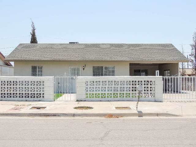 7162 Lavern Avenue, El Paso, TX 79915 (MLS #848156) :: Red Yucca Group