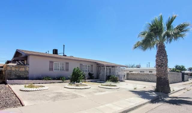 5904 Sabine Court, El Paso, TX 79905 (MLS #848167) :: The Matt Rice Group