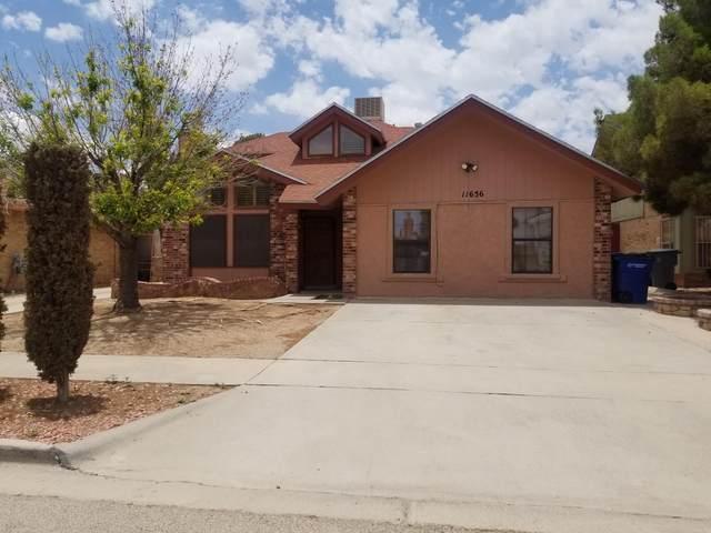 11636 Mc Aulife Drive, El Paso, TX 79936 (MLS #848169) :: Summus Realty