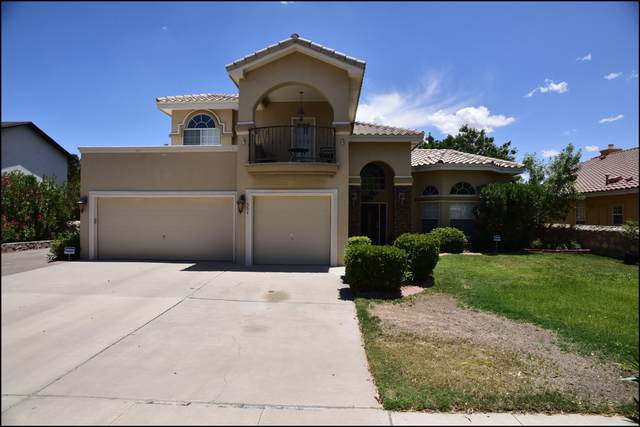 554 Shadow Willow, El Paso, TX 79922 (MLS #848171) :: Red Yucca Group