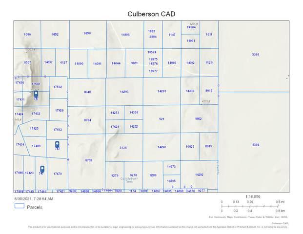 TBD 007 Culberson, Van Horn, TX 79855 (MLS #848214) :: Preferred Closing Specialists