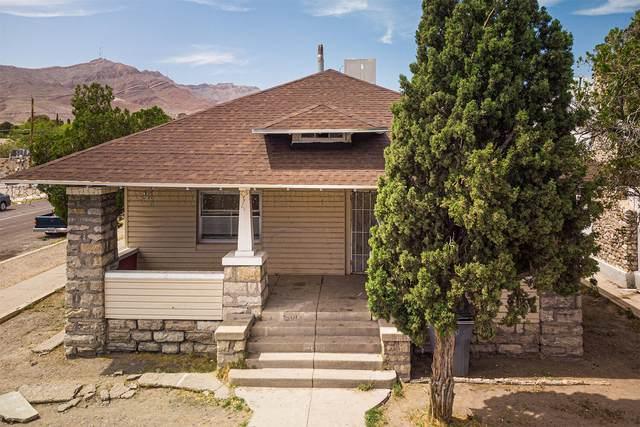3401 Pershing Drive, El Paso, TX 79903 (MLS #848223) :: Red Yucca Group