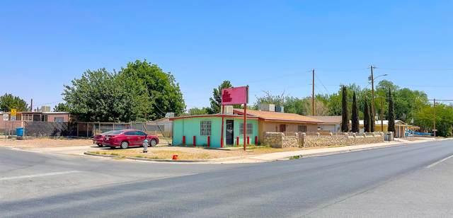 449 Horizon Boulevard, Socorro, TX 79927 (MLS #848234) :: Preferred Closing Specialists