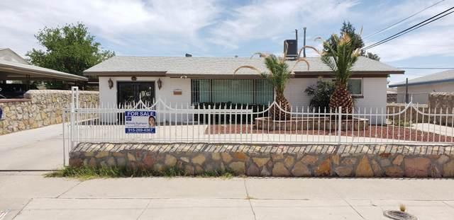 7608 Cielo Vista Drive, El Paso, TX 79925 (MLS #848244) :: The Matt Rice Group