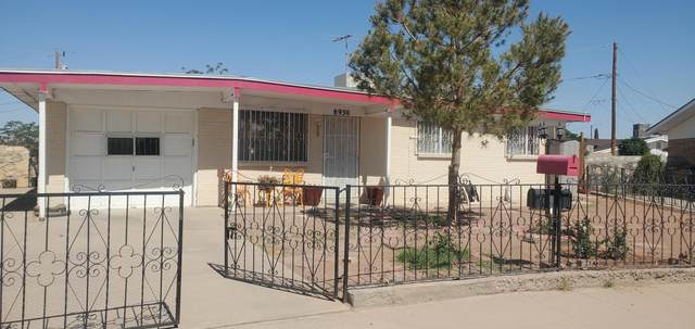 8930 Mellon Drive, El Paso, TX 79907 (MLS #848247) :: Mario Ayala Real Estate Group