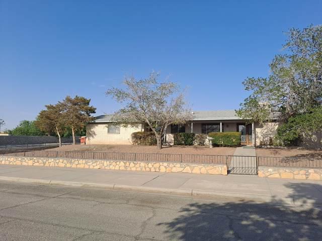 2144 Woodside Drive, El Paso, TX 79925 (MLS #848253) :: Preferred Closing Specialists